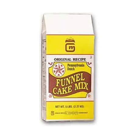 5-lb Original Deluxe Pennsylvania Dutch Funnel Cake Mix, ()