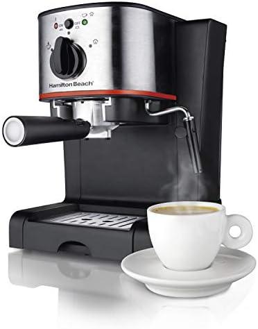 Hamilton Beach Espresso Machine, Latte a