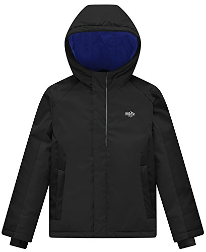 Quilted Rain Jacket - 8