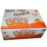 Cheap Pepperidge Farm GOLDFISH Baked Cheese Crackers – 24 Snack Packs of 1.5 oz