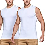 CQR Men's Cool Dry Fit Sleeveless Tactical