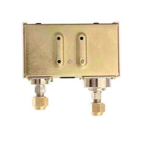 Interruptor de presión dual para compresor HVAC/R, ajuste ...