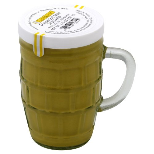 Alstertor Mustard in Beer Mug, 8.45 Ounce - 12 per case.