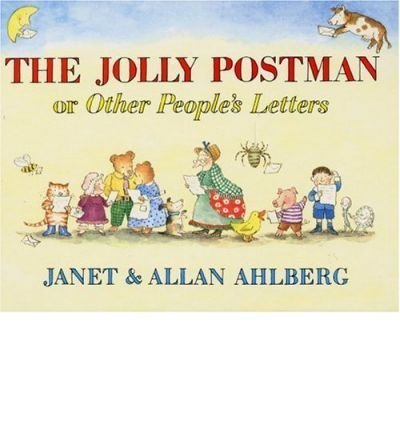 The Jolly Postman: Or Other People's Letters [ THE JOLLY POSTMAN: OR OTHER PEOPLE'S LETTERS ] by Ahlberg, Janet (Author) Sep-01-2001 [ Hardcover ]