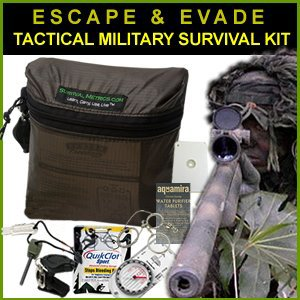 Amazon Com Escape Amp Evade Tactical Military Survival Kit