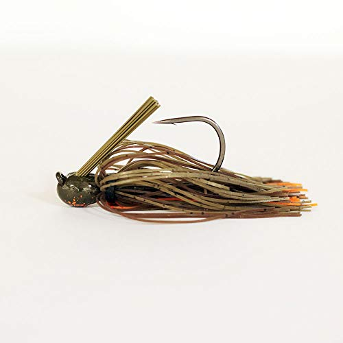 (Missile Baits MJFO12-BMC Ike's Flip Out Jig Bamer Craw, 1/2)