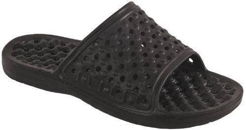 Trespass Kean, Women's Thong Sandals Black
