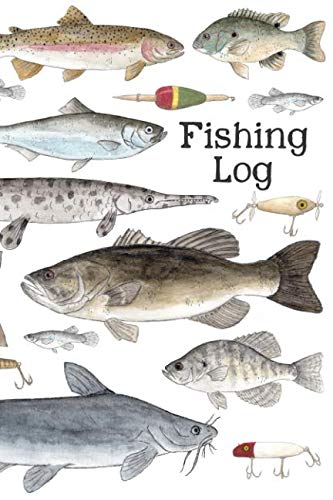 - Fishing Log: A Kids Fishing Log