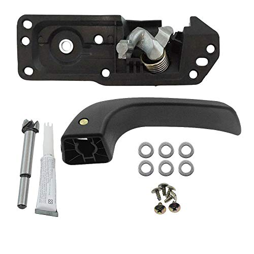New Door Handle Repair Kit Interior Inside LH Driver for 2007-2013 Chevy Silverado GMC Sierra 1500 2500 3500