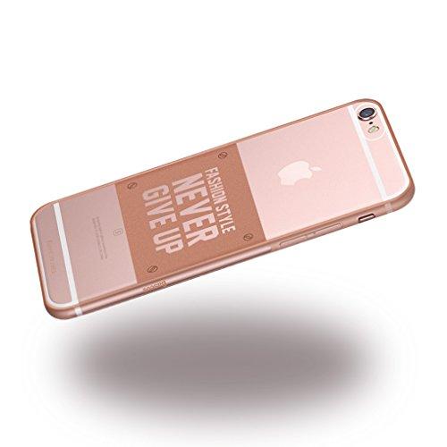 Baseus Étui de vc0r–arapiph6s Vogue Case–Étui/Coque–Apple iPhone 6, 6S–Or rose