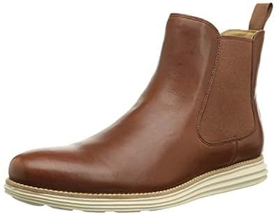 Cole Haan Men's Lunargrand Chelsea Boot, Woodbury, 10.5 M US