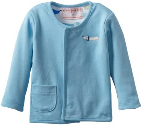 Magnificent Baby-Boys Newborn Reversible Cardigan