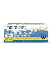 Natracare Organic Cotton Tampons Regular 20 Tampons