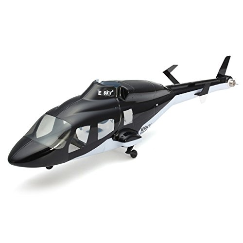 Esky F300BL RC Helicopter Parts Canopy With Tail Motor 00...