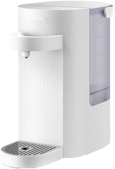 ZPF Dispensador de Agua Caliente automático eléctrico, extraíble, fácil de Usar, Seguro, eficiente, instantáneo, de Calentamiento rápido, Bobina de Agua, Adecuado para el hogar, la Oficina: Amazon.es: Hogar