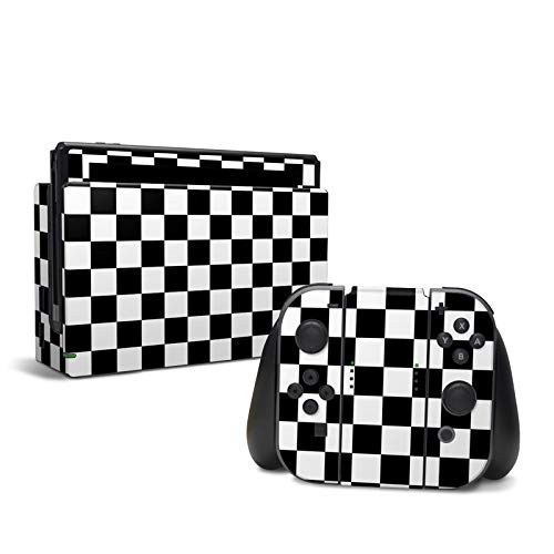 Checkers - Decal Sticker Wrap - Compatible with Nintendo Switch