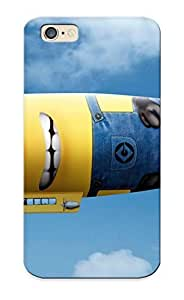 Crazinesswith Shock-dirt Proof Minion Blimp Case Cover Design For Iphone 6 - Best Lovers' Gifts