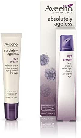 Aveeno Absolutely Ageless Eye Cream, 0.5 Oz