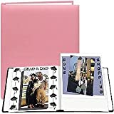 SOFT-PINK E-Z LOAD 8.50x11 Scrapbook by Pioneer - 8.5x11