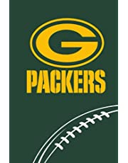 Green Bay Packers: Green Bay Packers Notebook & Journal & Composition Book & Logbook College Ruled 6x9 110 page   NFL Fan Essential   Football Fan Appreciation