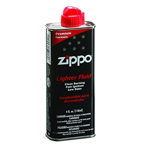 Zippo 494 Lighter Fluid 4 oz ()