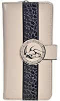 Shagwear Women's Animal Inspired Large Wallet