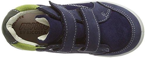 Ricosta Kimo M 62 - Escarpines para niños Azul (nautic/acido blue)
