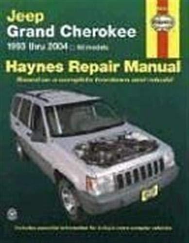 Jeep Grand Cherokee 1993-2004 (Haynes Repair -