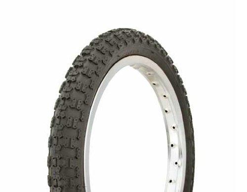 "Tire Duro 16"" x 2.125"" Black/Black Side Wall HF-143G. Bicycle tire, bike tire, kids bike tire, lowrider bike tire, bmx bike tire"