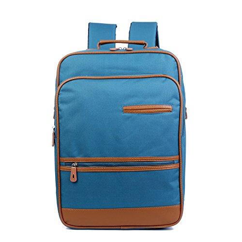 CLCOOL Bergsteigen-TascheOutdoor Tasche Freizeit Klettern Rucksack Travel Rucksack Unisex Modeschule Daypack, blau