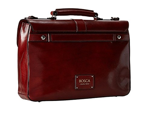 Bosca Leather Briefcases - 8