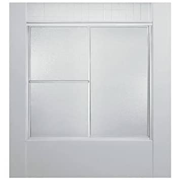 Sterling Plumbing 5900-59S Bath Door Bypass 56-1/4\u0026quot;H x  sc 1 st  Amazon.com : bath doors - pezcame.com