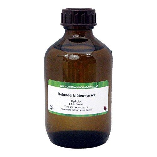 Holunderblütenwasser (Hydrolat) 1000ml