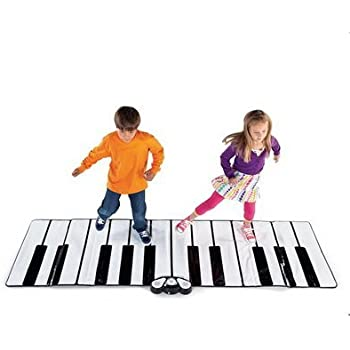 Amazon Com Giant Floor Piano Play Mat With Speaker Plug