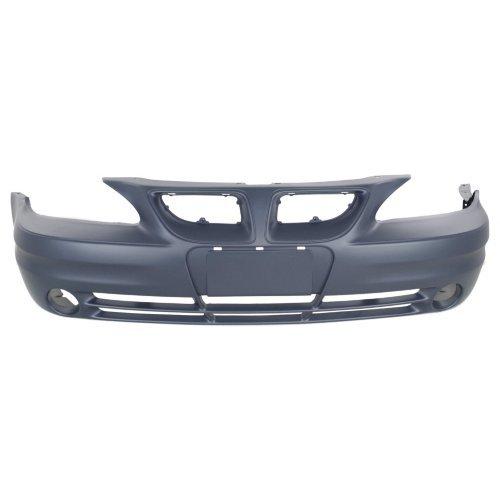 Front Bumper Cover for PONTIAC GRAND AM 2003-2005 SE Model Primed (2004 Pontiac Grand Am Bumper)