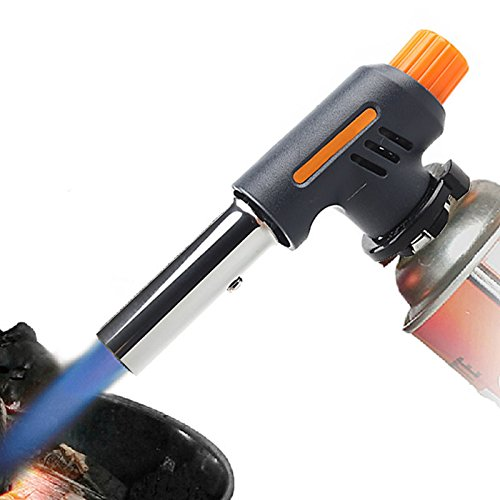Wealers Multi Purpose Compact Design Gas Torch for Camping Welding BBQ Outdoor