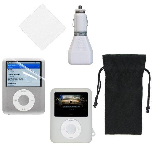 (CTA Digital 5-in-1 Starter Kit for iPod nano 3G)