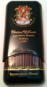 Opus X Cigar Tin (Best Opus X Cigar)