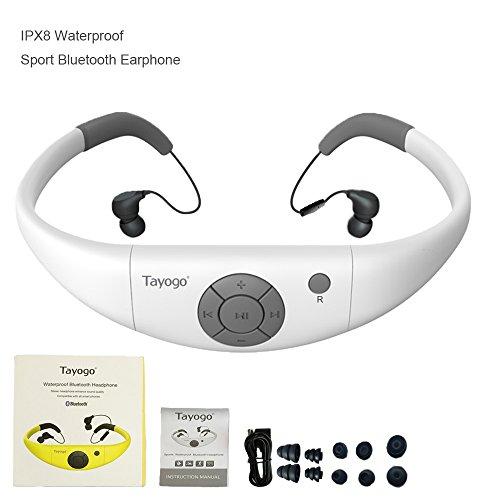 Tayogo Waterproof anti sweat Microphone Hands free product image