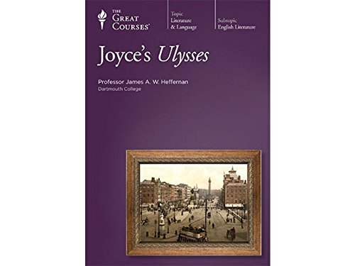 Joyce's Ulysses (Ulysses Dvd)