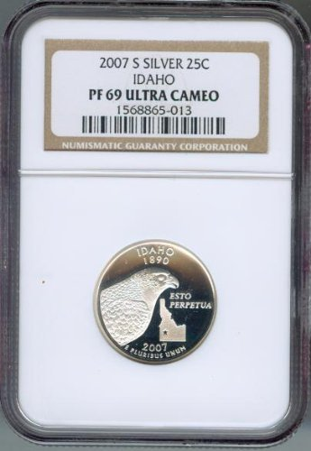 Quarter Ngc Proof - 3