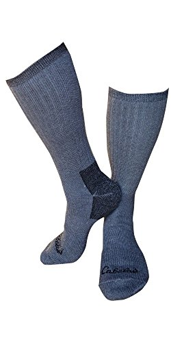Cabelas Crew Merino Wool Boot Socks  Warm Thermal Socks  Great Moisture Control  Medium Weight  Medium 4 Pk