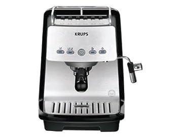 Krups XP4050 Espresso, Plata/Negro, 1 m, 1200 W, 255 x 242 x 320 mm, 7300 g - Máquina de café: Amazon.es: Hogar