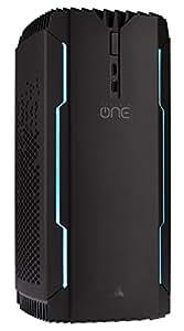 Corsair ONE PRO Compact Gaming Desktop PC, Intel Core i7‐8700K, GTX 1080, 480GB M.2 SSD, 2TB HDD, 16GB DDR4, VR-Ready