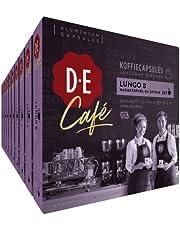 Douwe Egberts D.E Café Lungo 8 Koffiecups, (200 Lungo Koffie Capsules, Geschikt Voor Nespresso Koffiemachines, Intensiteit 08/12, 100% Arabica Koffie), 10 X 20 Capsules 1 Kg