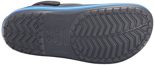ocean Gris Crocs Crocband Mixte Sabots Adulte charcoal wgICY