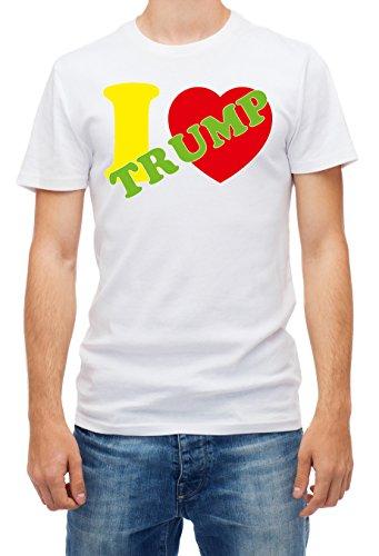 RED&WHITE CO. Herren T-Shirt weiß weiß One size
