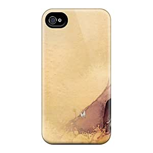 Anti-scratch And Shatterproof Little Prince 1 Of 4 Phone Case For Iphone 4/4s/ High Quality Tpu Case