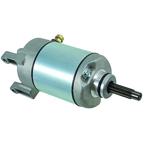 Sh 04 Single (Parts Player New Starter Fits 02-04 HONDA TRX400EX FOURTRAX 400 SPORTRAX ATV SM13495 SM13591)