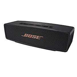 Bose SoundLink Mini II Bluetooth Speaker, Black 57 Working unit in very good shape - may have some light scratches or dings. No charger or cable included, uses USB micro.